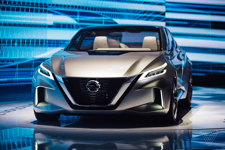 Avtomobil Nissan