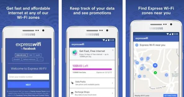 Facebookdan yeni tətbiq - Wi-Fi Express
